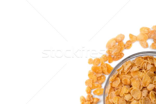 Cornflakes Stock photo © fotoquique
