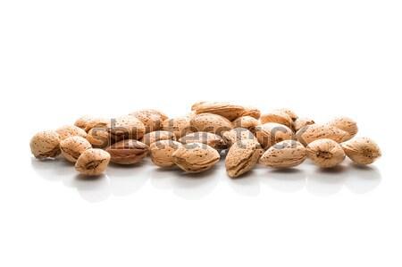 Almonds (Prunus dulcis) Stock photo © fotoquique