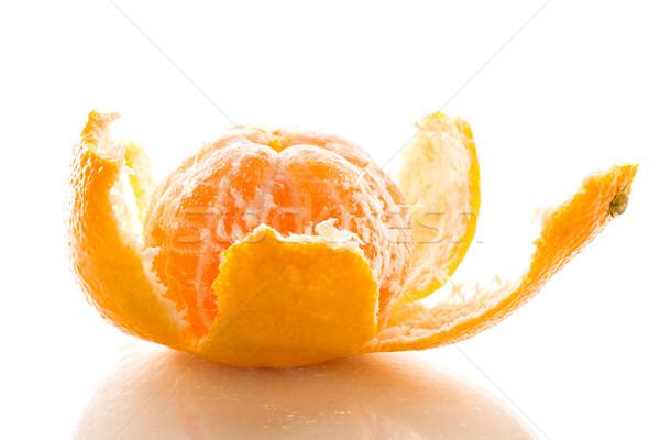 Mandarin (Citrus reticulata) Stock photo © fotoquique
