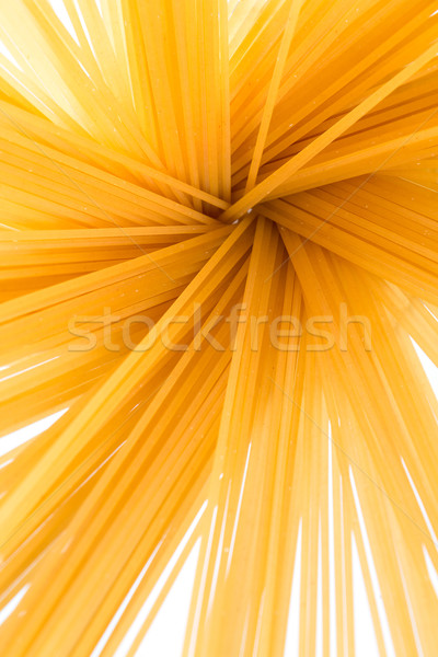 Spaghetti twisted Stock photo © fotoquique