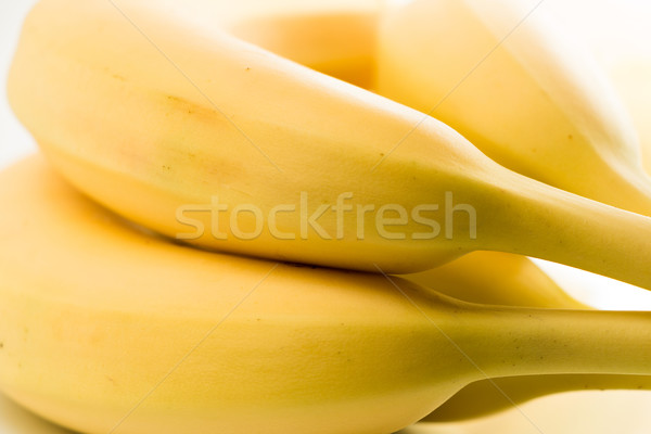 Banana (Cavendish) Stock photo © fotoquique