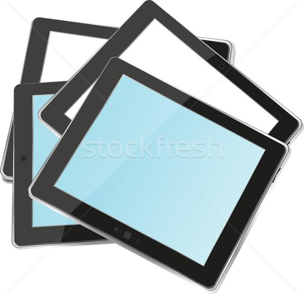 Différent vertical espace de copie Photo stock © fotoscool