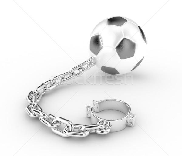 Football Stock photo © FotoVika