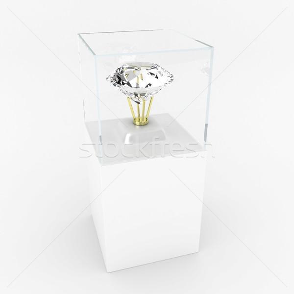 輝かしい 実例 ビッグ 美しい 美 販売 ストックフォト © FotoVika