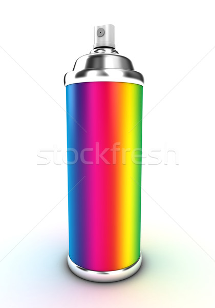 Spraycan Stock photo © FotoVika