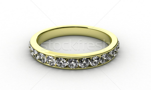 Stock photo: The ring