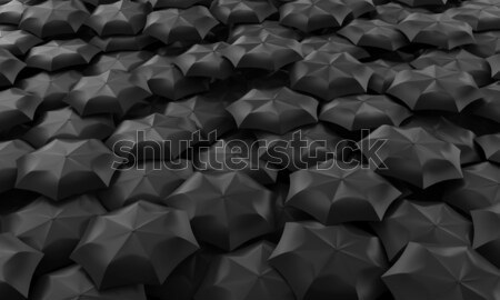 Umbrellas Stock photo © FotoVika
