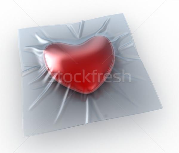 Heart Stock photo © FotoVika