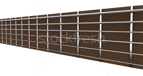 Guitar strings Stock photo © FotoVika