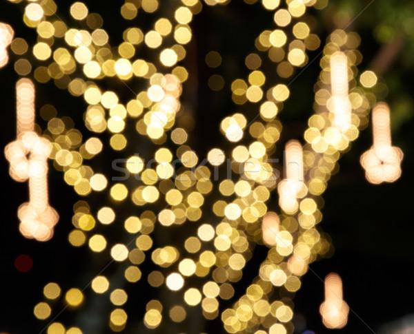 Pretty Lights - Soft Focus Stock photo © fouroaks