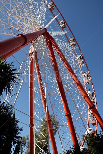 Ferris Wheel Stock photo © fouroaks