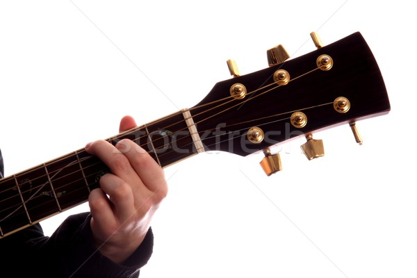Guitar Chord G Major Stock photo © fouroaks