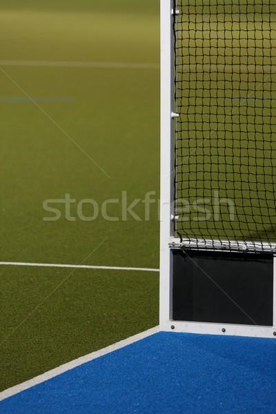 Astro Turf Hockey Field Stock photo © fouroaks