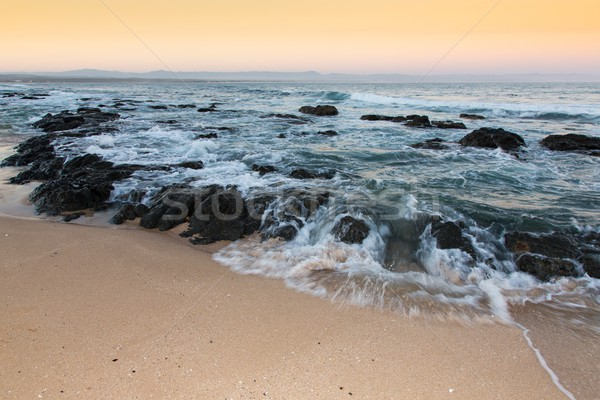 Beautiful Secluded Beach Stock photo © fouroaks