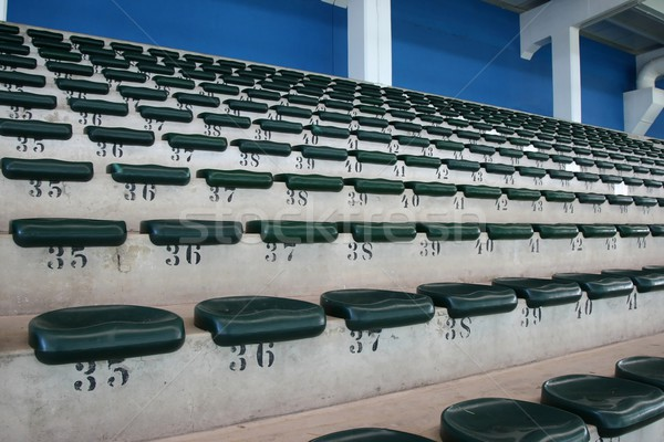 Stadium Seating Stock photo © fouroaks