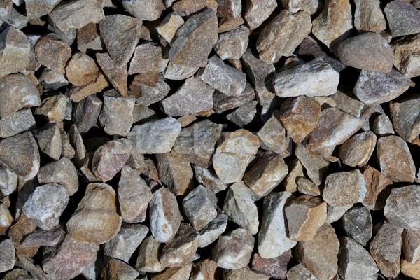 Crushed Stones Stock photo © fouroaks