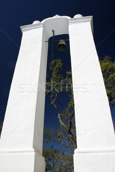 スレーブ 鐘 オリジナル ファーム 南アフリカ 空 ストックフォト © fouroaks
