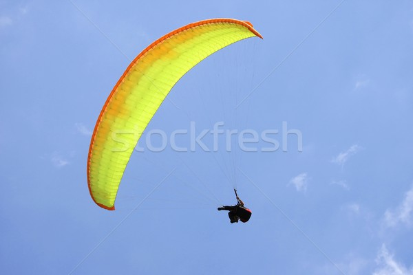 Parasailing On a Clear Day Stock photo © fouroaks
