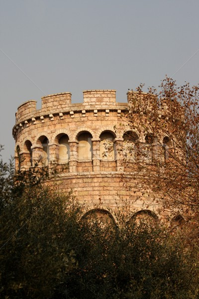 Castle Tower Stock photo © fouroaks