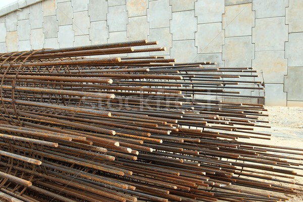 Reinforcing Steel Bar and Rods Stock photo © fouroaks