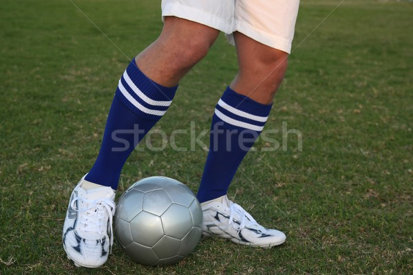 Soccer Ball Dribble Stock photo © fouroaks