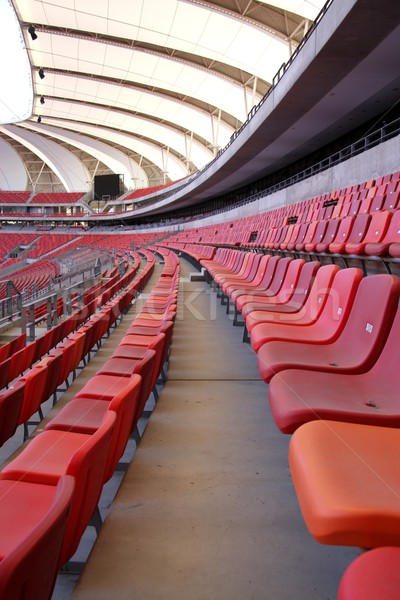 Sports Stadium Seating Stock photo © fouroaks