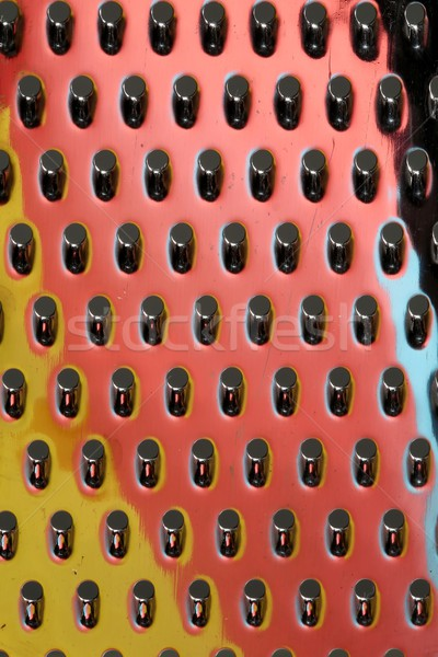 Cheese Grater in Colors Stock photo © fouroaks