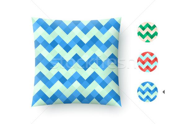 Seamless modern stylish abstract pattern Stock photo © FoxysGraphic