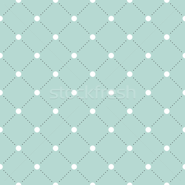 Blanche noir voile turquoise menthe Photo stock © FoxysGraphic