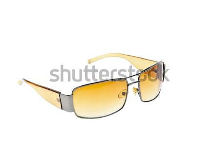 sun glasses isolated on a white background  Stock photo © FrameAngel
