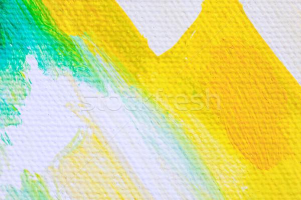 抽象的な 水彩画 春 塗料 背景 芸術 ストックフォト © FrameAngel