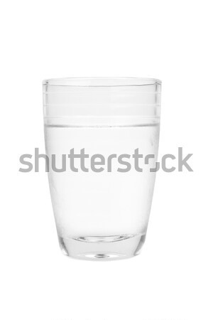 Glass of water  Stock photo © FrameAngel