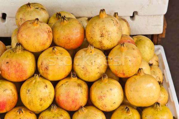 pomegranate Stock photo © FrameAngel
