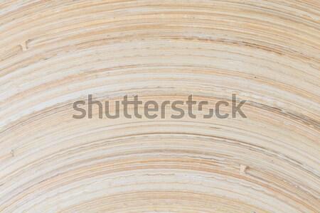 Hout cirkel textuur home vloer behang Stockfoto © FrameAngel