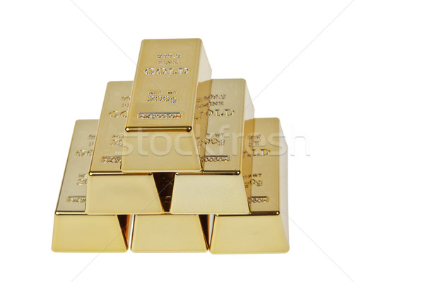 Gold bar Stock photo © FrameAngel
