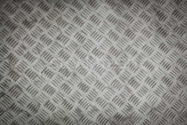 Aluminium metal texture background Stock photo © FrameAngel