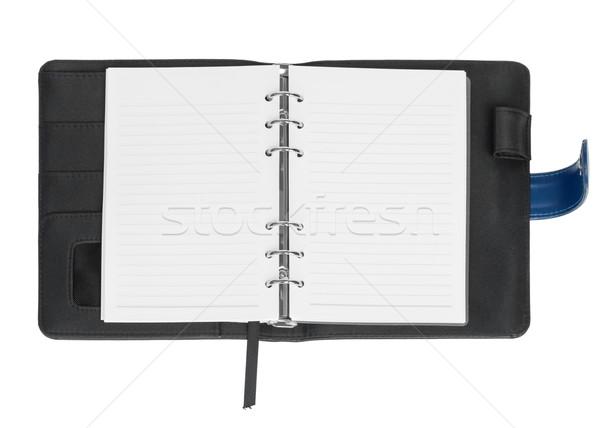 открытых пустая страница сведению книга бумаги образование Сток-фото © FrameAngel