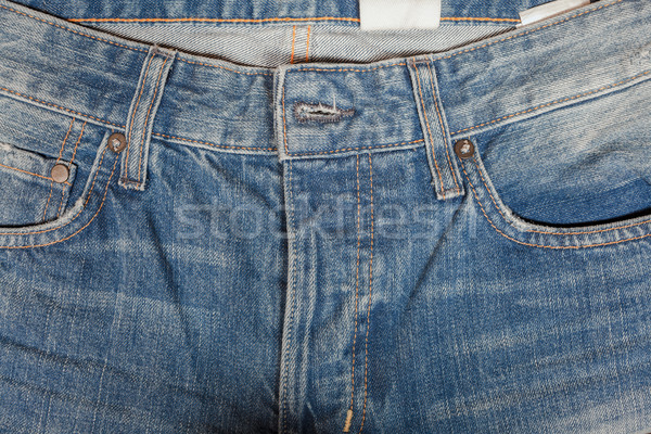 Denim texture or front of jean trouser for background Stock photo © FrameAngel