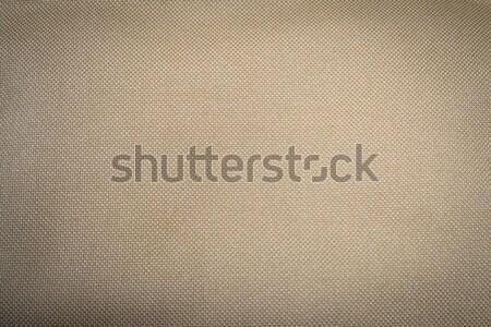 ブラウン ファブリック テクスチャ 抽象的な 背景 シルク ストックフォト © FrameAngel