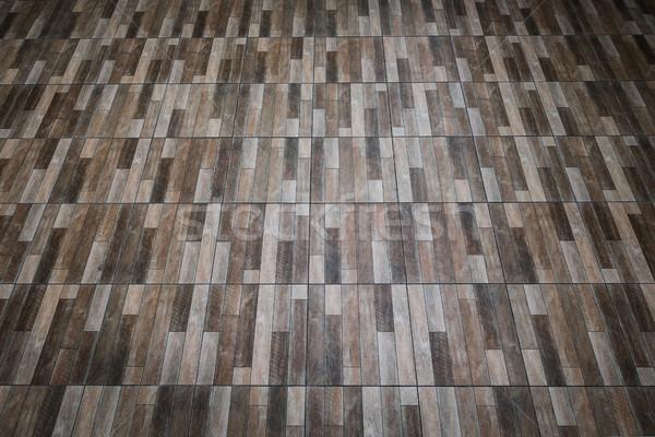 Gestreept muur vloer textuur decoratief grunge Stockfoto © FrameAngel