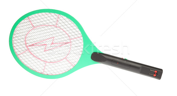 Killer mosquitoes or electronic bug zapper Stock photo © FrameAngel