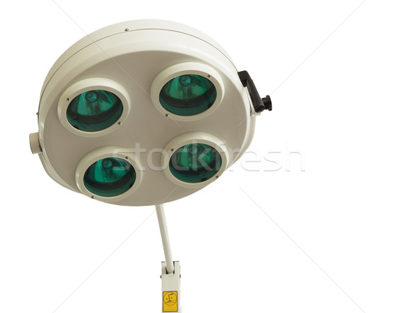 surgical light or medical lamp in operation room for surgery Stock photo © FrameAngel