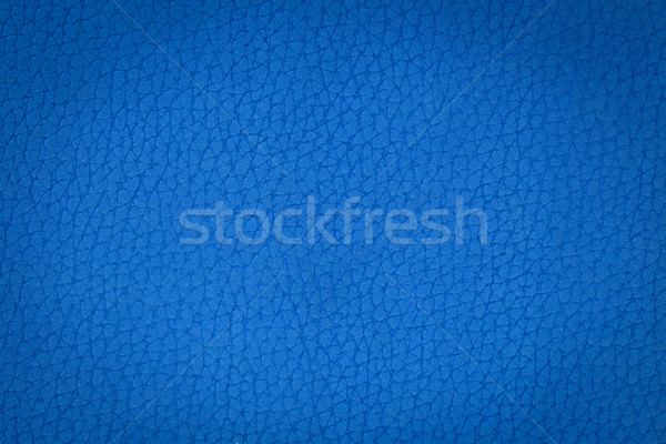 blue leather texture background Stock photo © FrameAngel