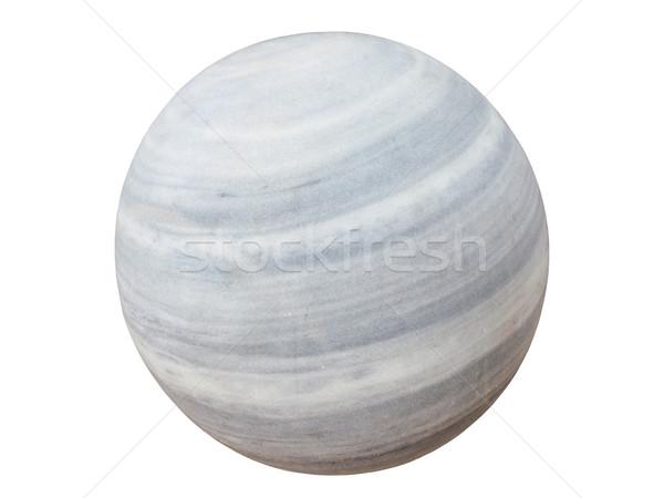 marble spheres stone carved Stock photo © FrameAngel