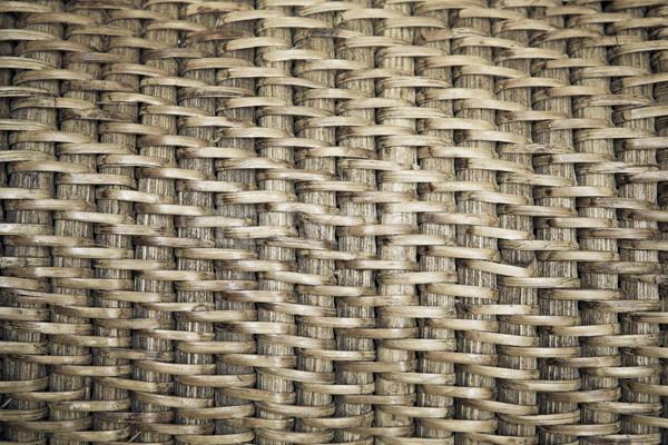 weave pattern, texture background Stock photo © FrameAngel