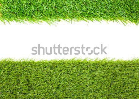 Artificial turf japanese green Stock photo © FrameAngel