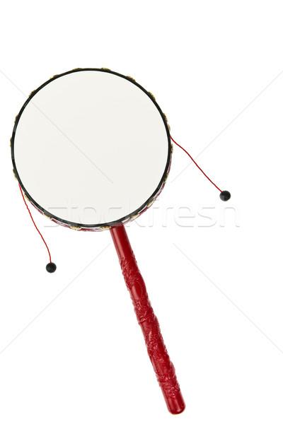 Tradizionale cinese mano tamburo Foto d'archivio © FrameAngel