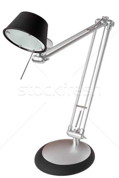 Stock photo: Table Lamp
