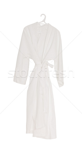 dressing gown on a white background  Stock photo © FrameAngel