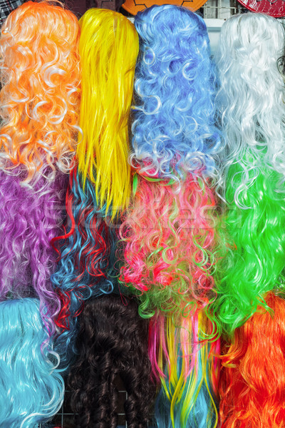 hairpiece colorful Stock photo © FrameAngel